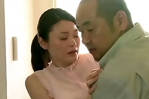 Japanese slut wife fucked with repairman (Full: bit.ly/2RdBJ8B)