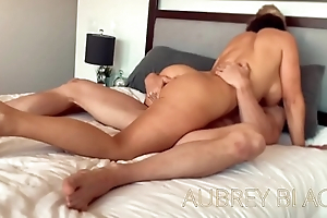 MILF Aubrey Black Booty Calls on Johnny Sins