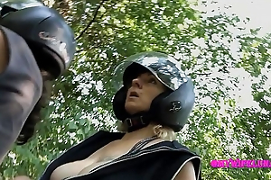 Milf first enjoys in pussy and then gets her ass screwed