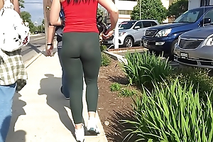 Glorious See Thru Booty Bounce PAWG