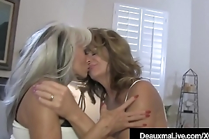 Horny Wife Deauxma Sees Hubby Pest Fuck Sally D&rsquo_Angelo!