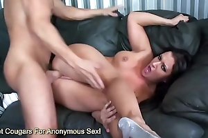 Luxxx May Sits Her Big Ass Down On A Hard Shaft