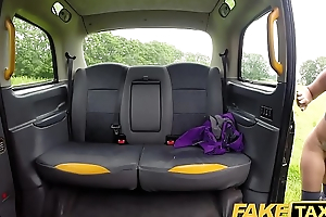 Fake Taxi Sahara gets a hard weasel words workout
