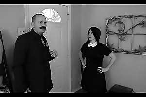 Hammer away Adam'_s Family Affairs - Part 1 Trailer Starring Jane Cane and Wade Cane of Shiny Cock Films
