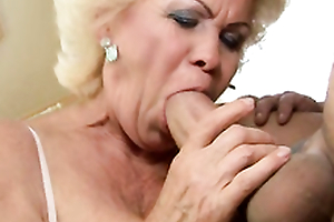 Really mature fuck connected with nasty granny and old cock