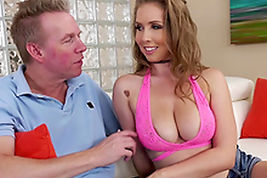 Lena Paul is an insatiable woman in need of an anal fuck