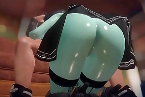3D Hentai toon - Dark Elf slut is fucked by young hipster - www.its3D.fun - 3D cartoon